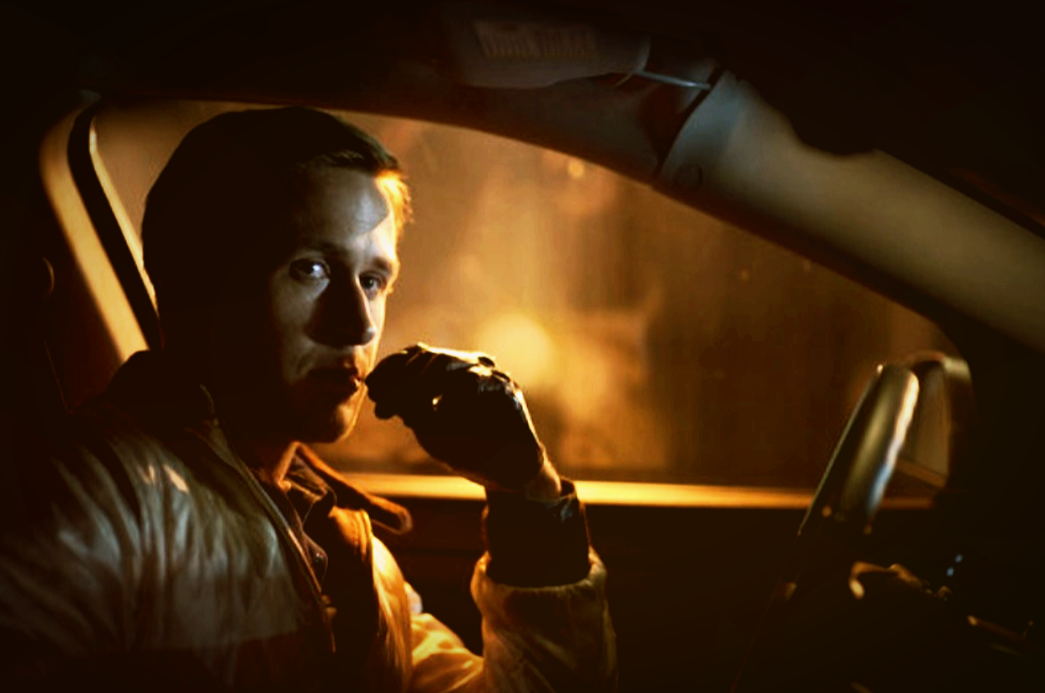 Der Driver hochkonzentriert im Fluchtwagen. © Universum Film Home Entertainment