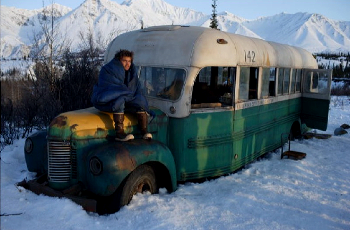 Christophers neues Zuhause in Into the Wild. © Universum Film