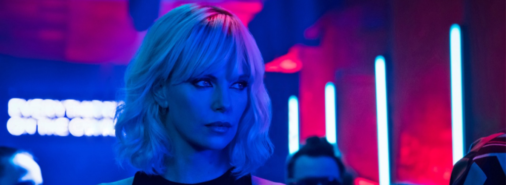 Charlize Theron aka Super Agentin Lorraine Brouhgton. © Unsiversal Pictures