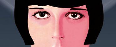 Louis Brooks' Konterfei auf dem Cover von Die Büchse der Pandora