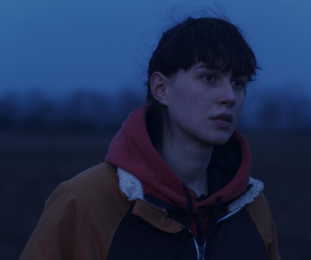 Katja wird gespielt von Marie Tragousti in Nackte Tiere © Czar Film