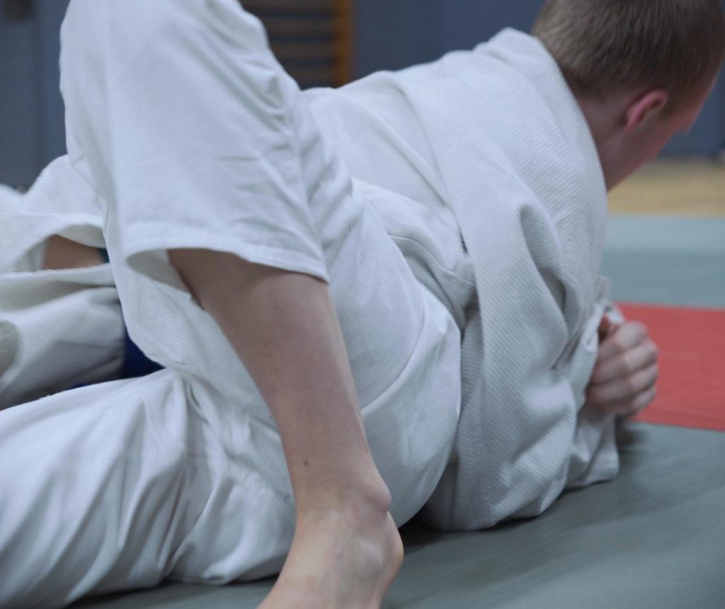 Kampfsport in Nackte Tiere © Czar Film
