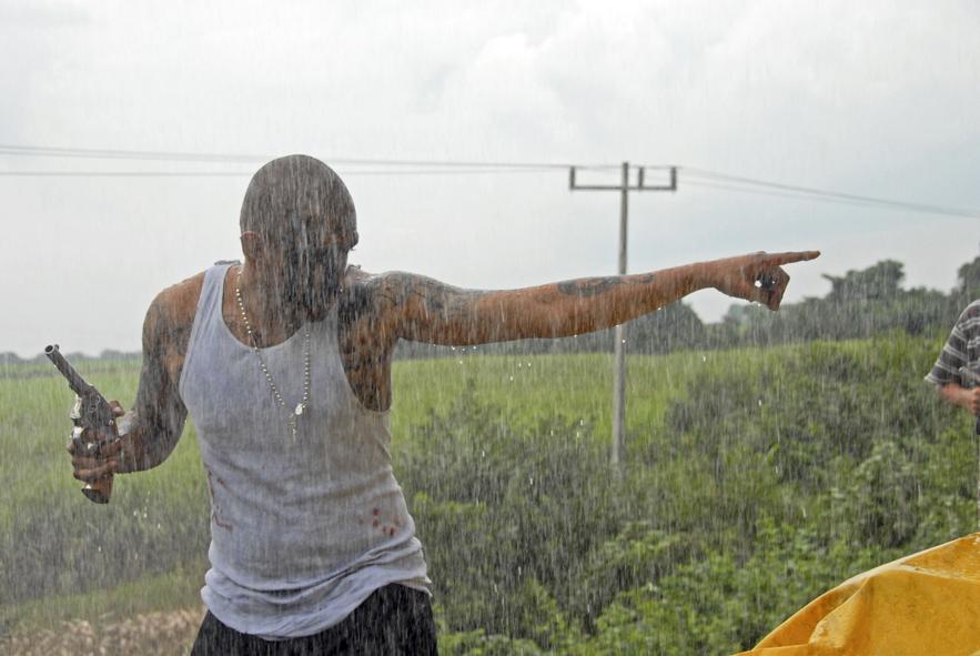 Neben der alltäglichen Gewalt ebenso gefährlich: die Witterung und das Wetter | SIN NOMBRE ©EuroVideo Medien GmbH