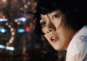 "2144: Doona Bae als Klon in ""Cloud Atlas""."