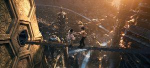 """Seoul im zukünftigen 2144 in """"Cloud Atlas"""""""