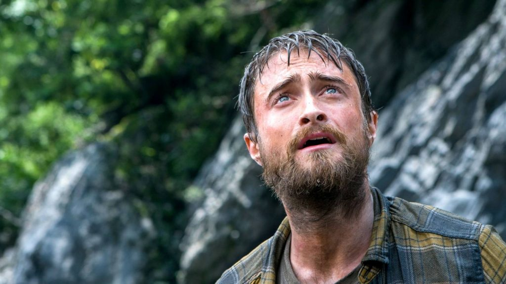Daniel Radcliffe in Jungle von © Splendid Film