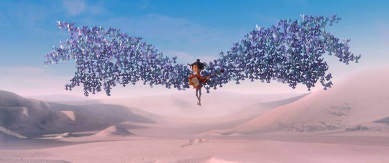 """Der gleichnamige Titelheld in """"Kubo - Der tapfere Samurai"""" by Universal Pictures"""