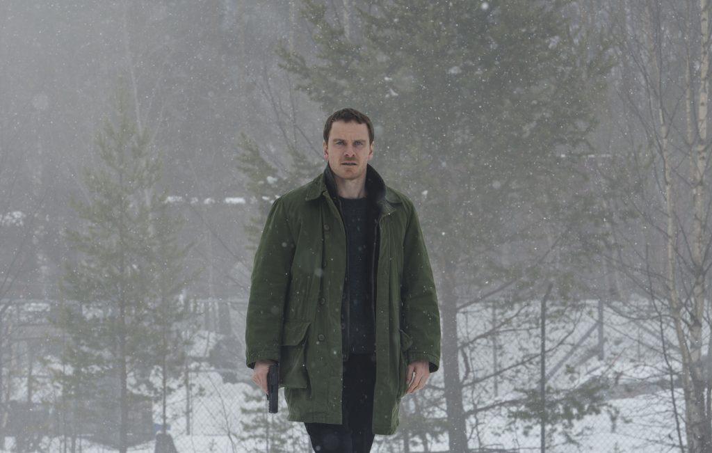 """Michael Fassbender als """"Harry Hole"""" in Schneemann"""