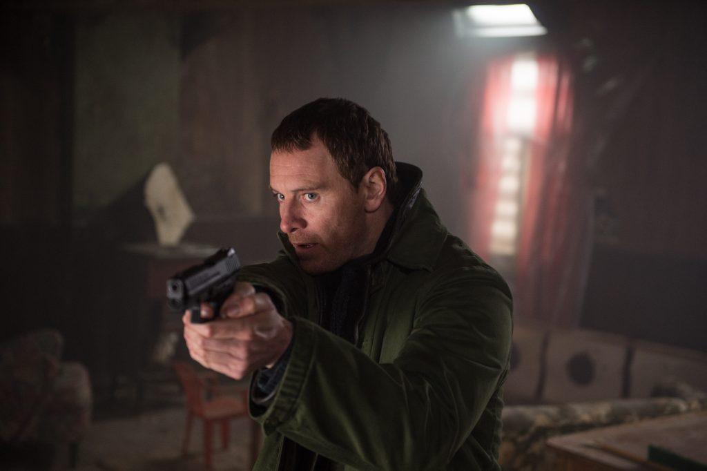 """Michael Fassbender, hier als """"Harry Hole"""" in """"Schneemann"""", soll eine Rolle in Kung Fury überhmen © by Universal Pictures"""
