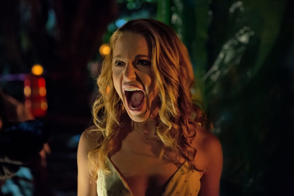 """Jessica Rothe als """"Tree Gelbman"""" in """"Happy Deathday"""" by Universal Pictures"""