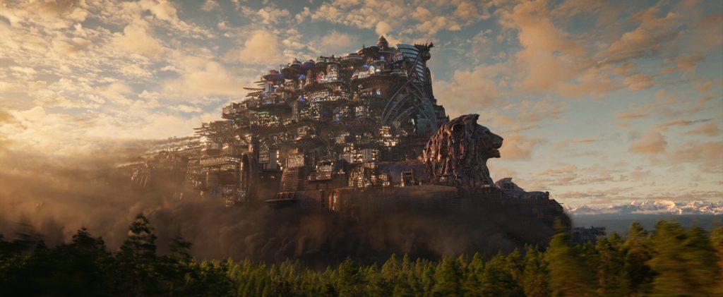 "Die Metropole London in ""Mortal Engines: Krieg der Städte"" © Universal Pictures"
