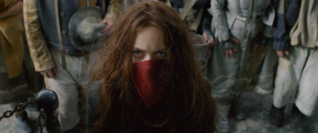 """Hera Hilmar als """"Hester Shaw"""" in """"Mortal Engines: Krieg der Städte"""" © Universal Pictures"""