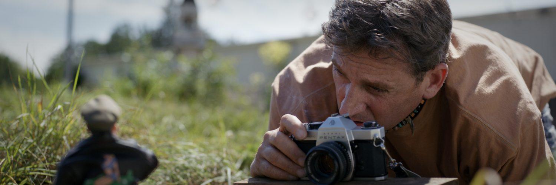 Marc fotografiert © Universal Pictures