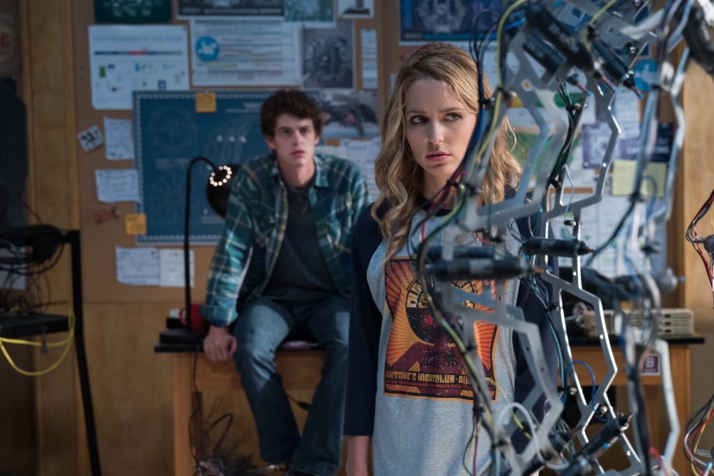 Mehr Sci-Fi in Happy Deathday 2U © Universal Pictures