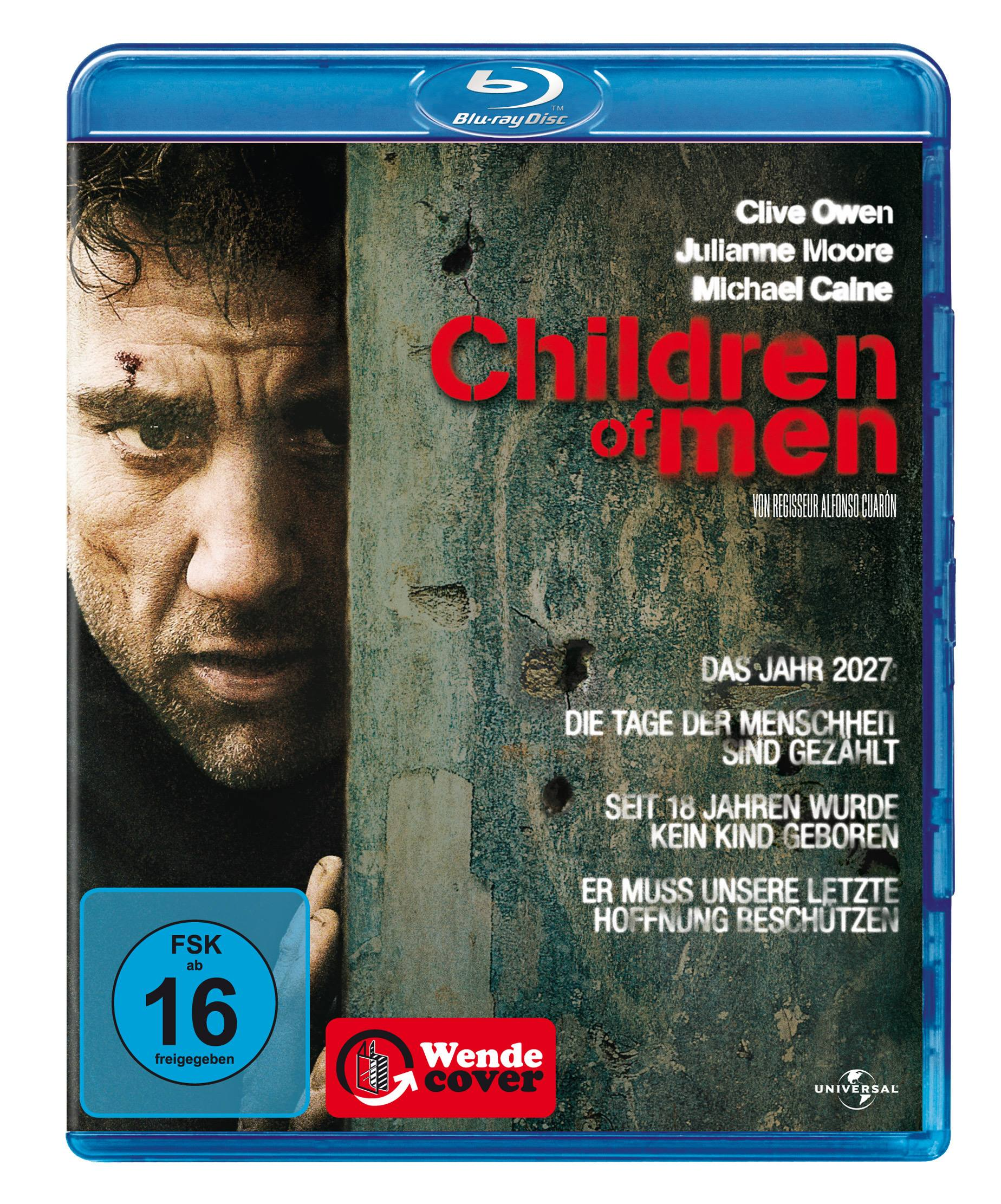 Quelle: DVD/BD Children of Men, ©Universal Pictures
