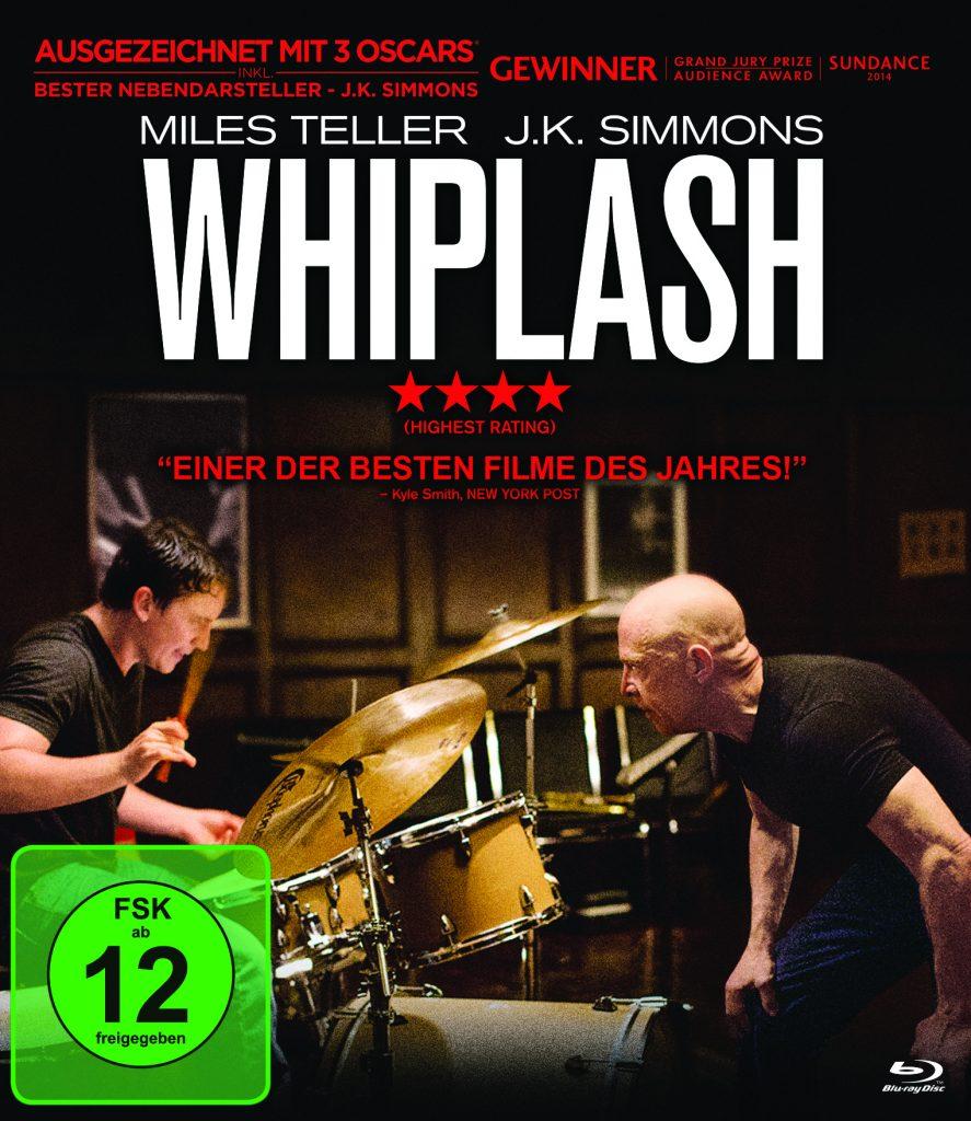 Das Cover zu Whiplash ©Sony Pictures
