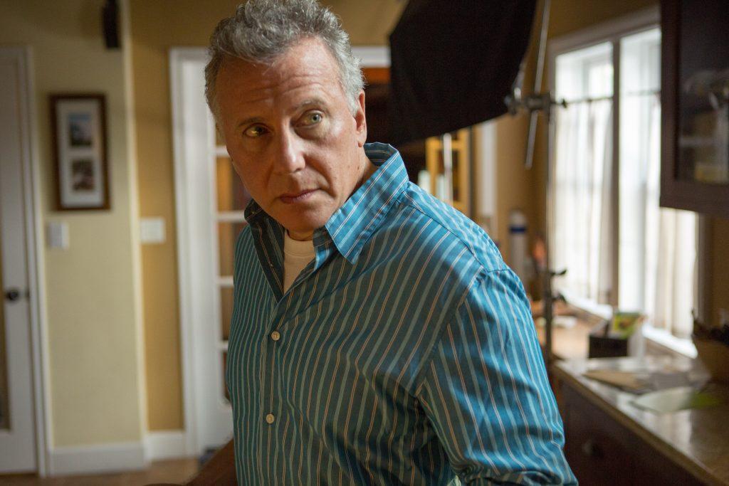 Andrews Vater sorgt sich um seinen Sohn ©Sony Pictures