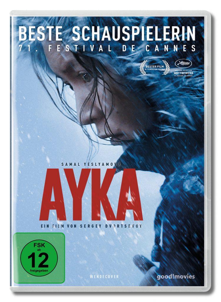 Offizielles Poster zu Ayka