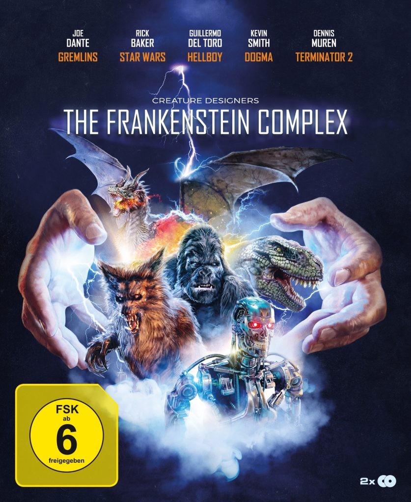 Cover The Frankenstein Complex