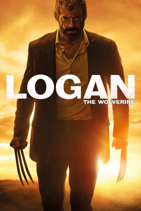 DVD Cover von Logan - The Wolverine aus 2017 von ©20th Century Fox Home Entertainment