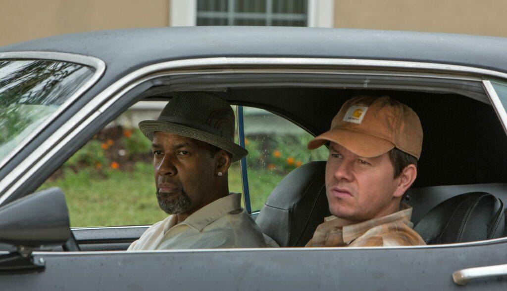 Denzel Washington und Mark Wahlberg
