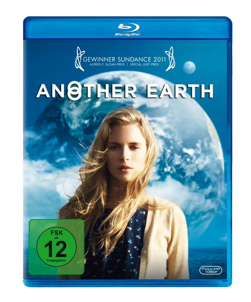 """Blu-ray Cover zu """"Another Earth"""" ©Fox Searchlight Pictures"""