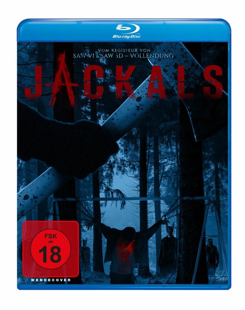 Front-Covermotiv der Blu-ray zu Jackals