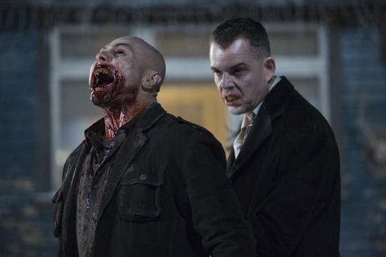 Die Vampire in 30 Days of Night. © Concorde Filmverleih