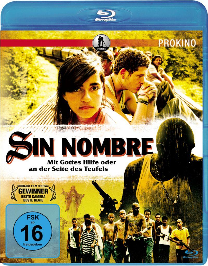 Cover der deutschen Blu-Ray | SIN NOMBRE ©EuroVideo Medien GmbH
