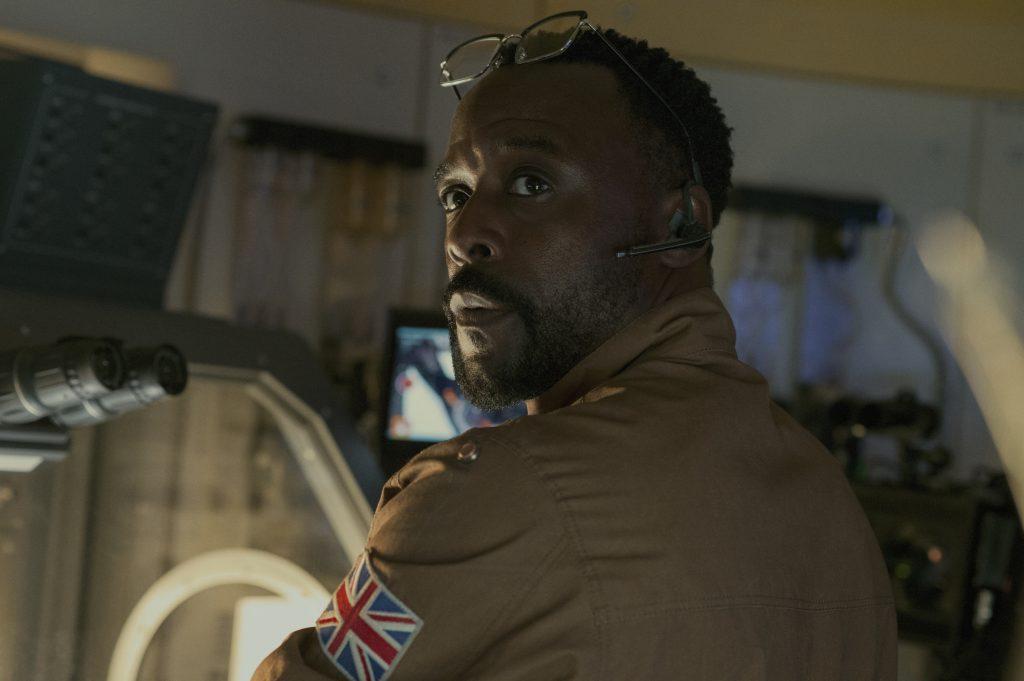 """Ariyon Bakare as """"Hugh Derry"""" in """"Life"""""""