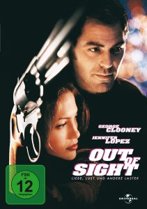 "DVD-Cover zu ""Out Of Sight"""