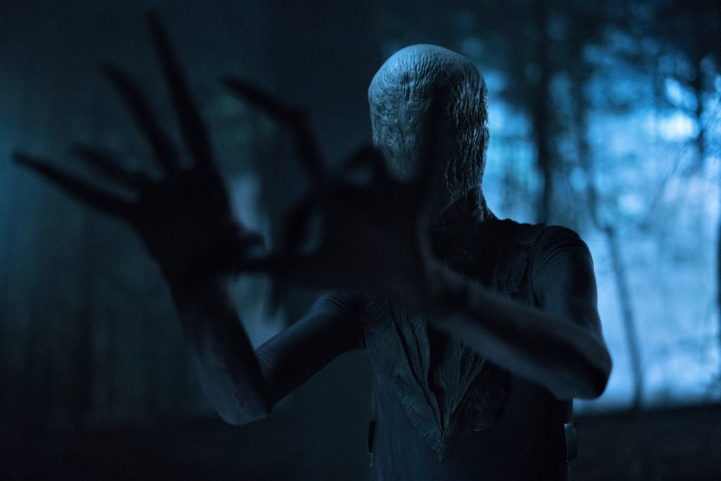 Der Slender Man in Aktion. © Sony Pictures Entertainment
