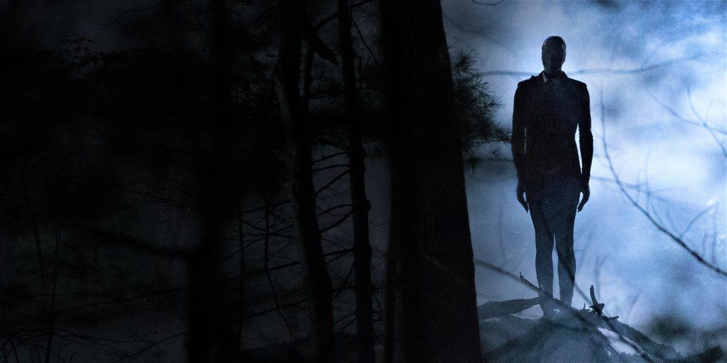 Der Slender Man auf der Lauer. © Sony Pictures Entertainment