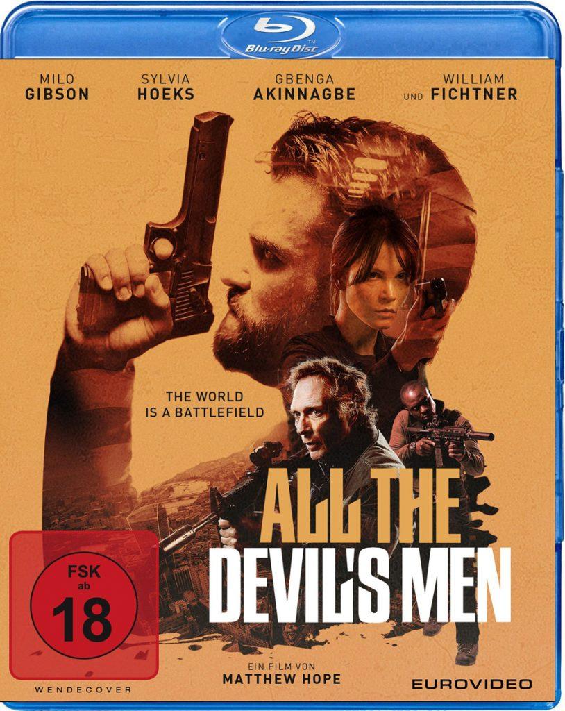 Cover BR All the Devil's Men © EuroVideo