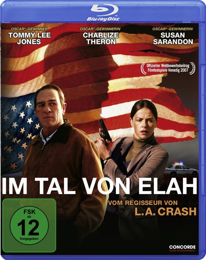 "Blu-ray-Cover von ""Im Tal von Elah"" © Concorde Home Entertainment"