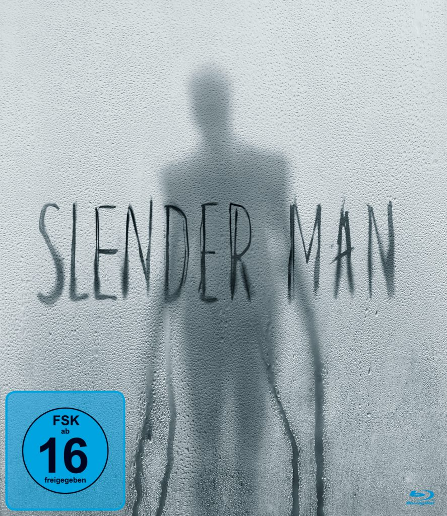 Das Bluray Cover von Slender Man. © Sony Pictures Entertainment