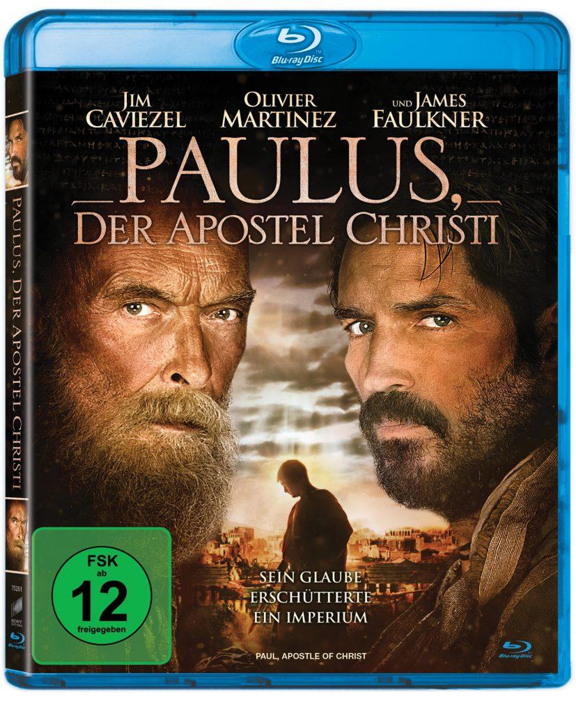 """""""Paulus, der Apostel Christi"""" ab 28. Juni 2018 auf Blu-ray und DVD © Sony Pictures"""