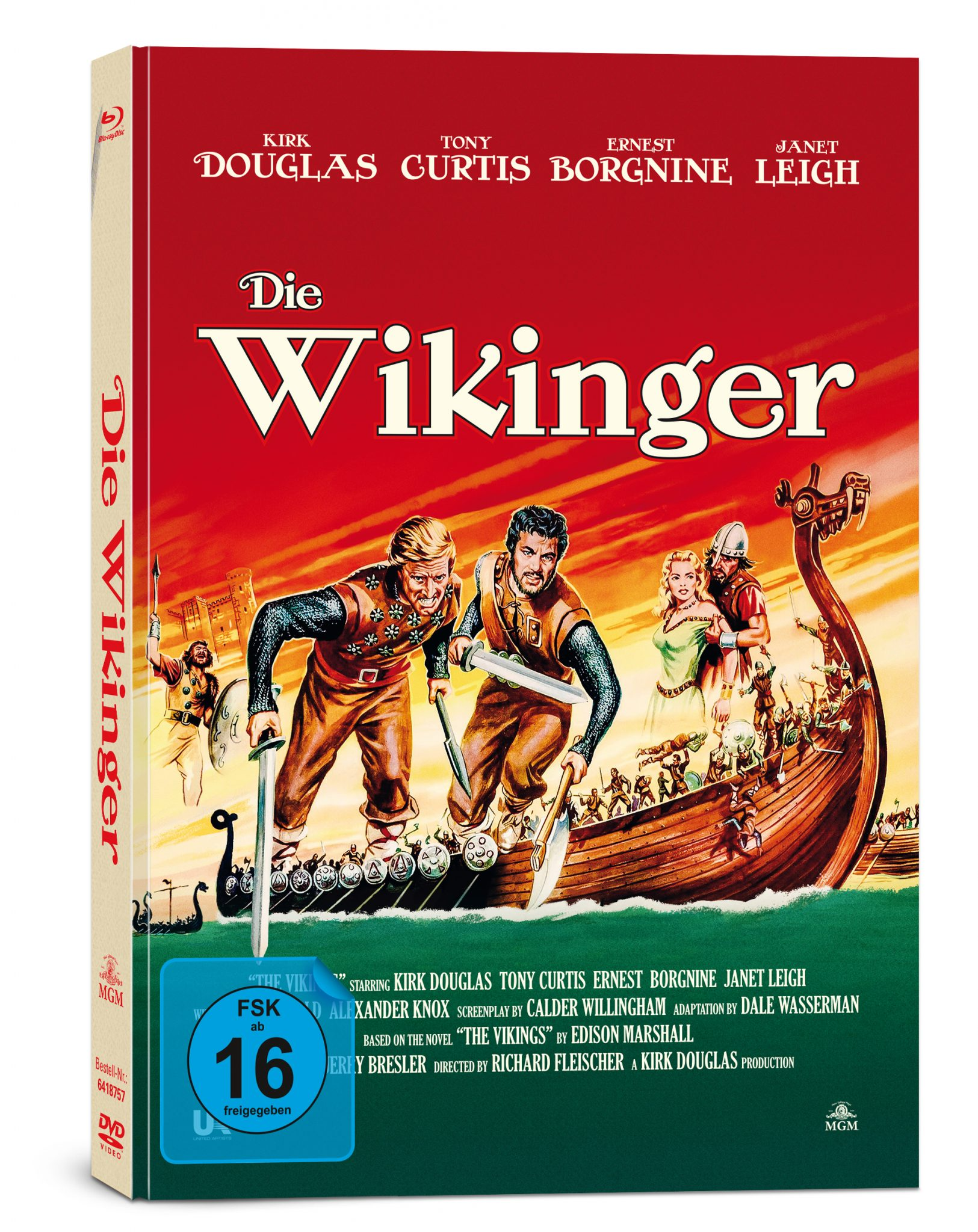 | DIE WIKINGER © capelight pictures