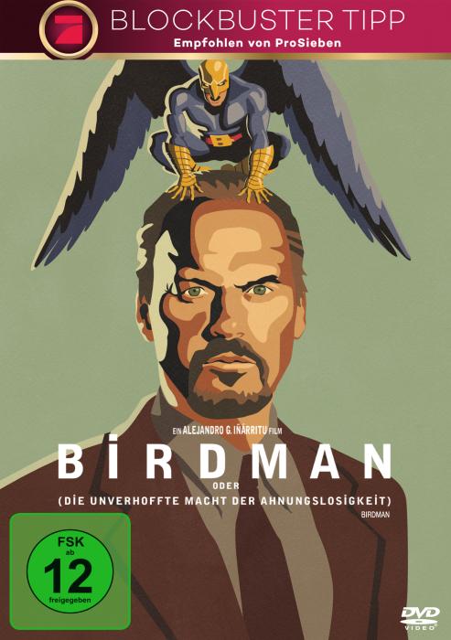 Cover von Birdman by ©20th Century Fox