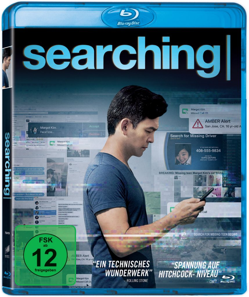 Cover zu Searching © 2018 Sony Pictures Worldwide Acquisitions Inc. All Rights Reserved.