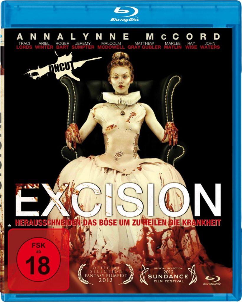 Das Bluray Cover von Excision. © Al!ve AG