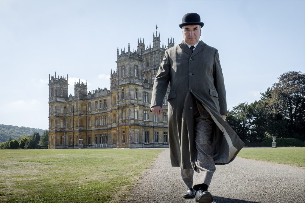 Jim Carter als Charles Carson in Downton Abbey. © Universal Pictures