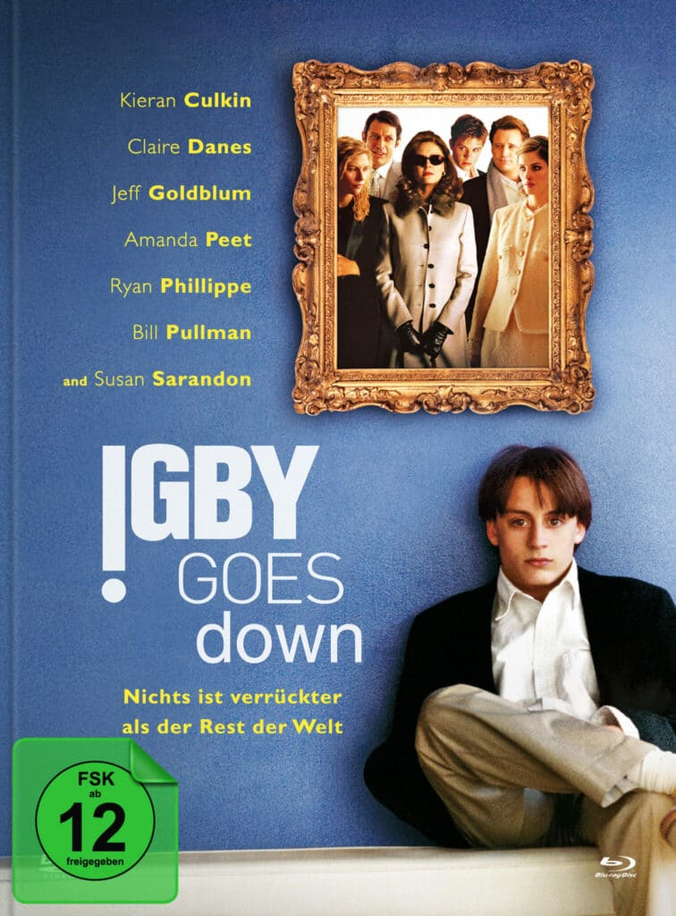 Front-Covermotiv der Blu-ray Veröffentlichung zu Igby Goes Down
