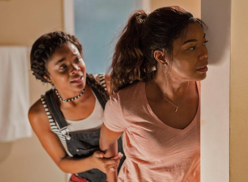 Auf der Flucht! Gabrielle Union in Breaking In © Universal Pictures