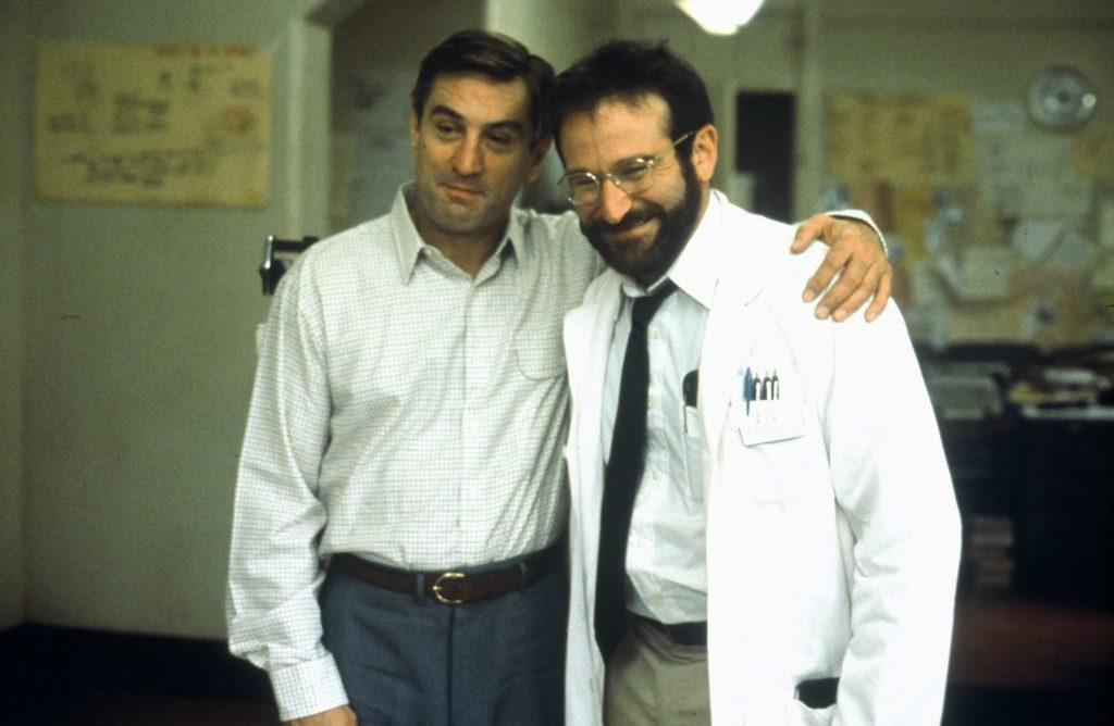 Robert De Niro und Robin Williams in Zeit des Erwachens von ©Sony Pictures Home Entertainment 1990