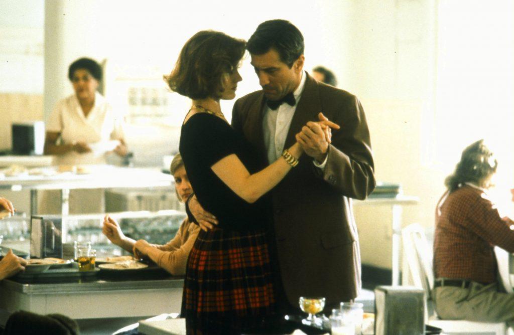 Robert De Niro und Penelope Ann Miller in Zeit des Erwachens von ©Sony Pictures Home Entertainment 1990