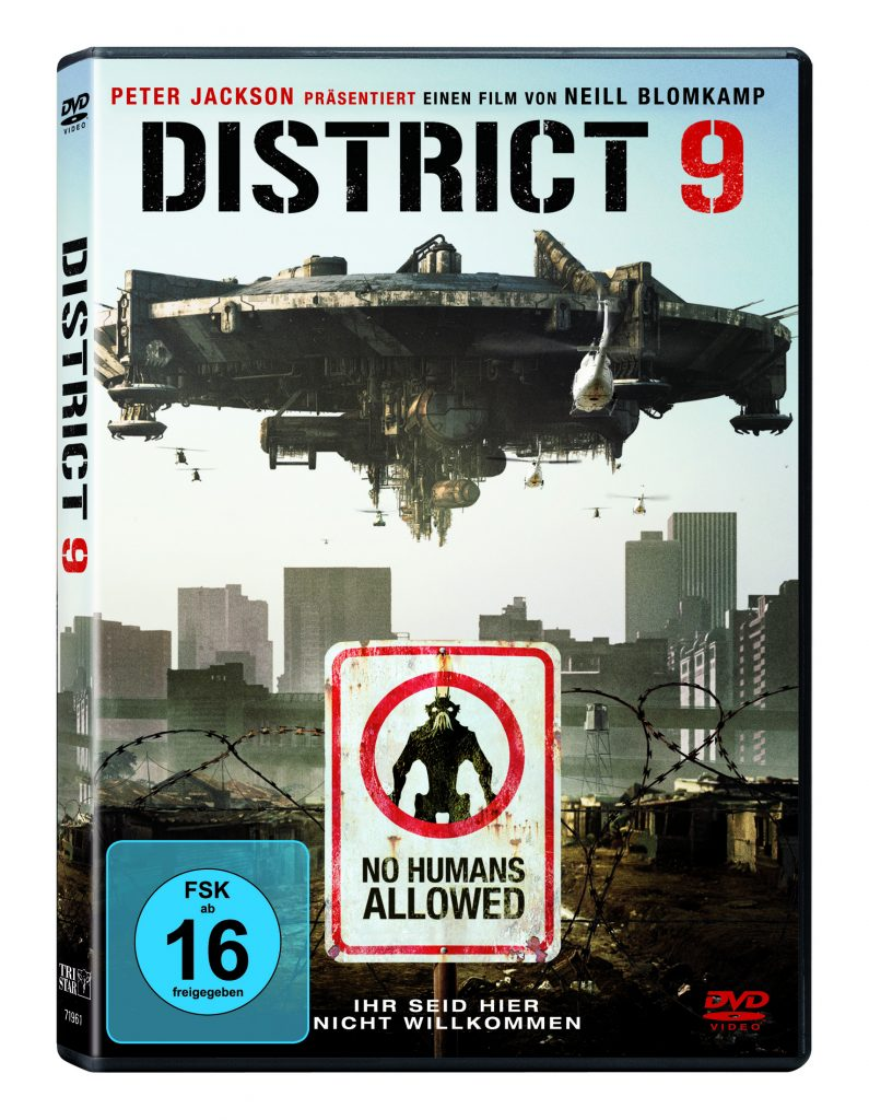 "Cover von ""District 9"""