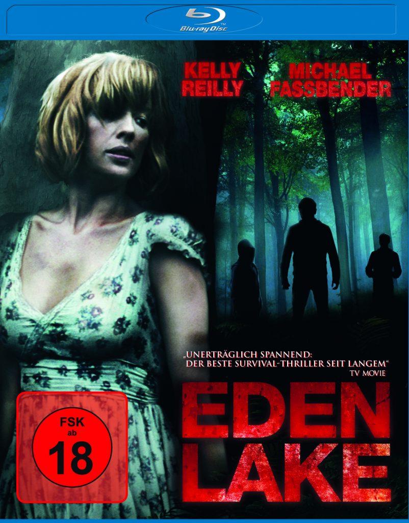 "Blu-Ray Cover von ""Eden Lake"". © 2012 UNIVERSUM FILM GMBH"