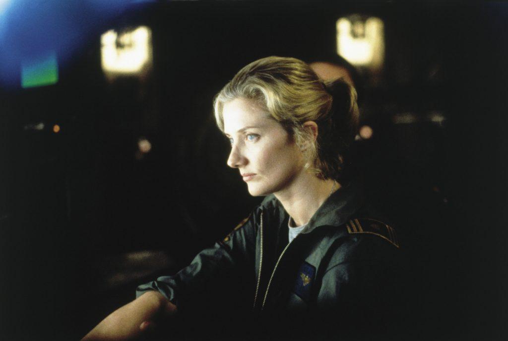 """Joely Richardson als """"Lieutenant Starck"""", in """"Event Horizon"""", von © 2018 Paramount Pictures"""
