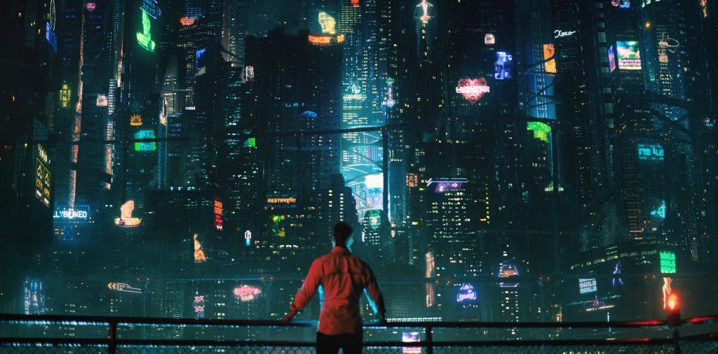 Altred Carbon - Das nächste Blade Runner? ©Netflix
